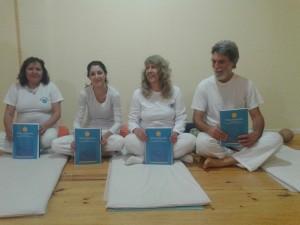 profesorado yoga