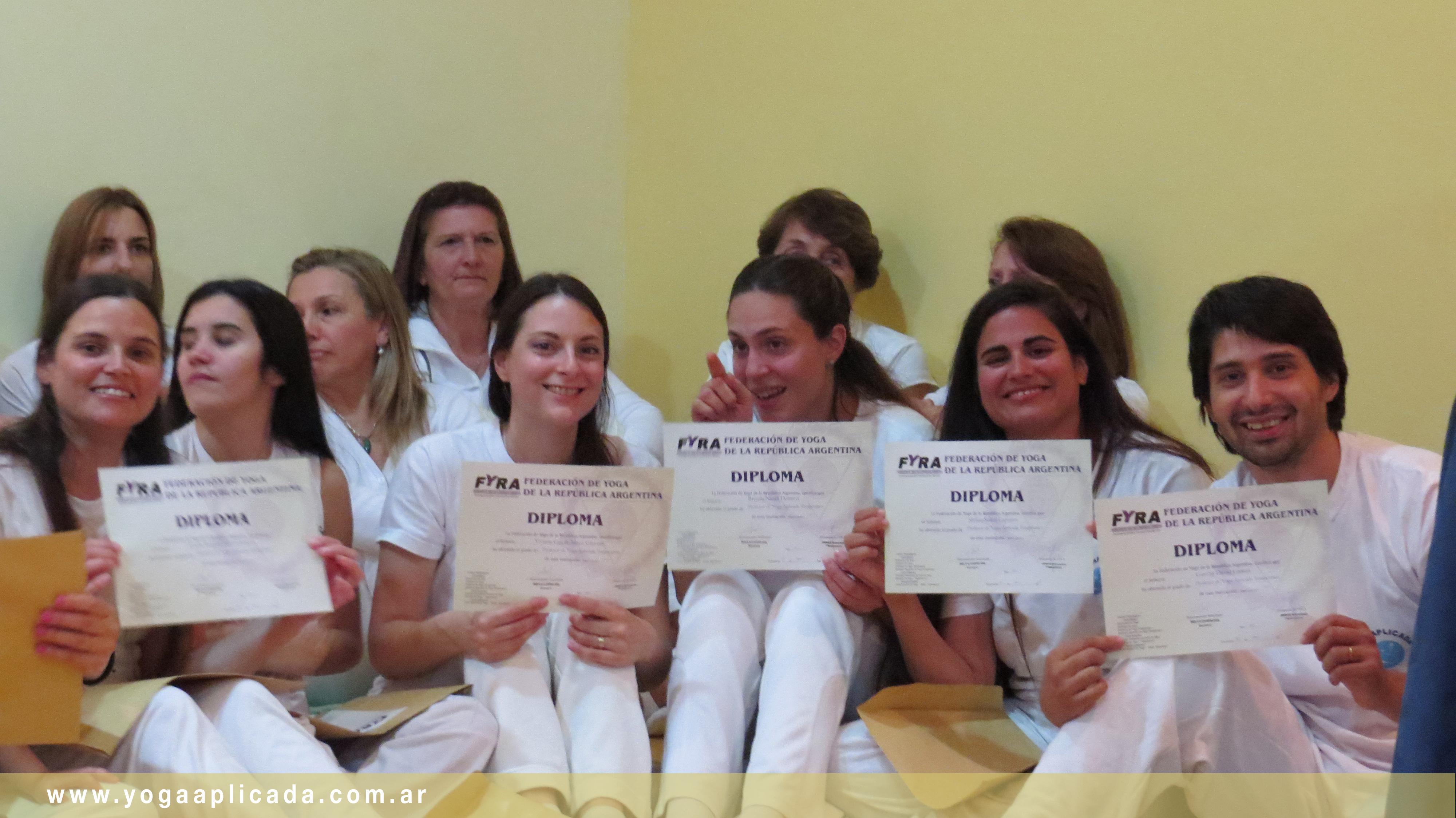 profesorado de yoga parana