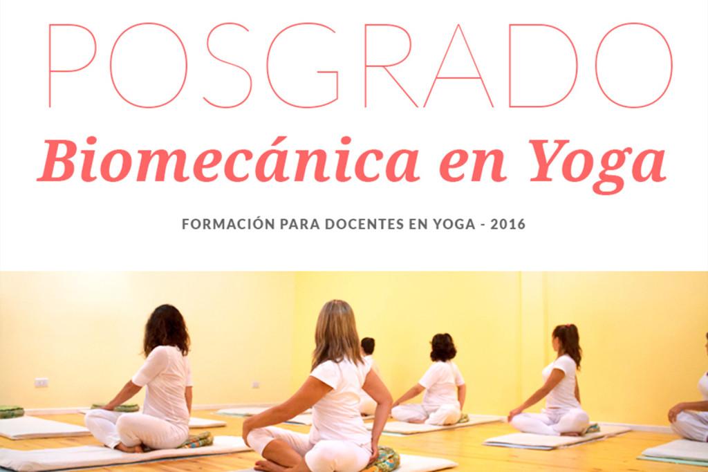 posgrado yoga parana