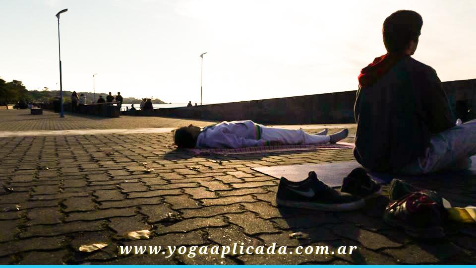 día del yoga yogaday