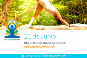 dia internaciona de yoga