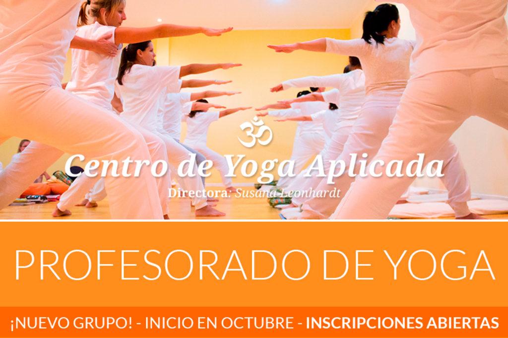 profesorado de yoga paraná