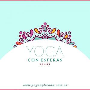 taller yoga con esferas
