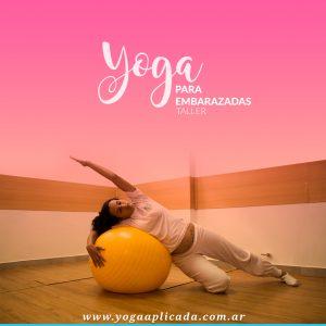taller yoga embarazadas