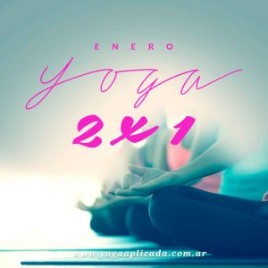 enero yoga 2x1 parana