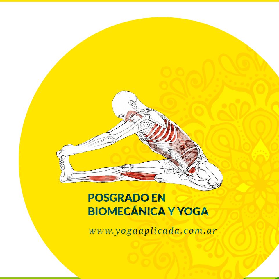 posgrado en biomecanica y yoga paraná