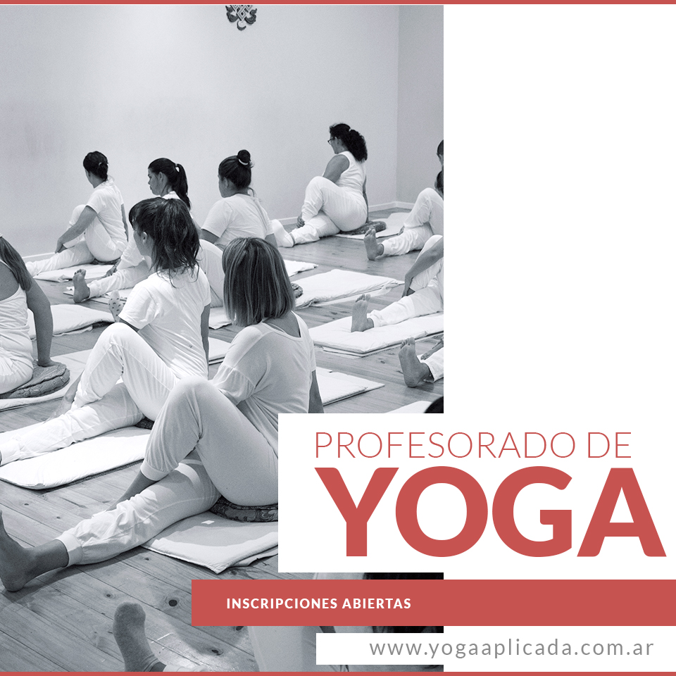 profesorado de yoga entre rios