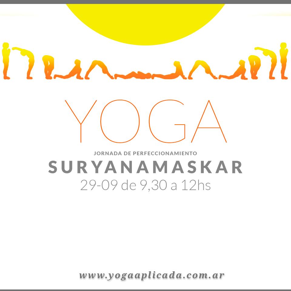 yoga capacitacion saludo al sol