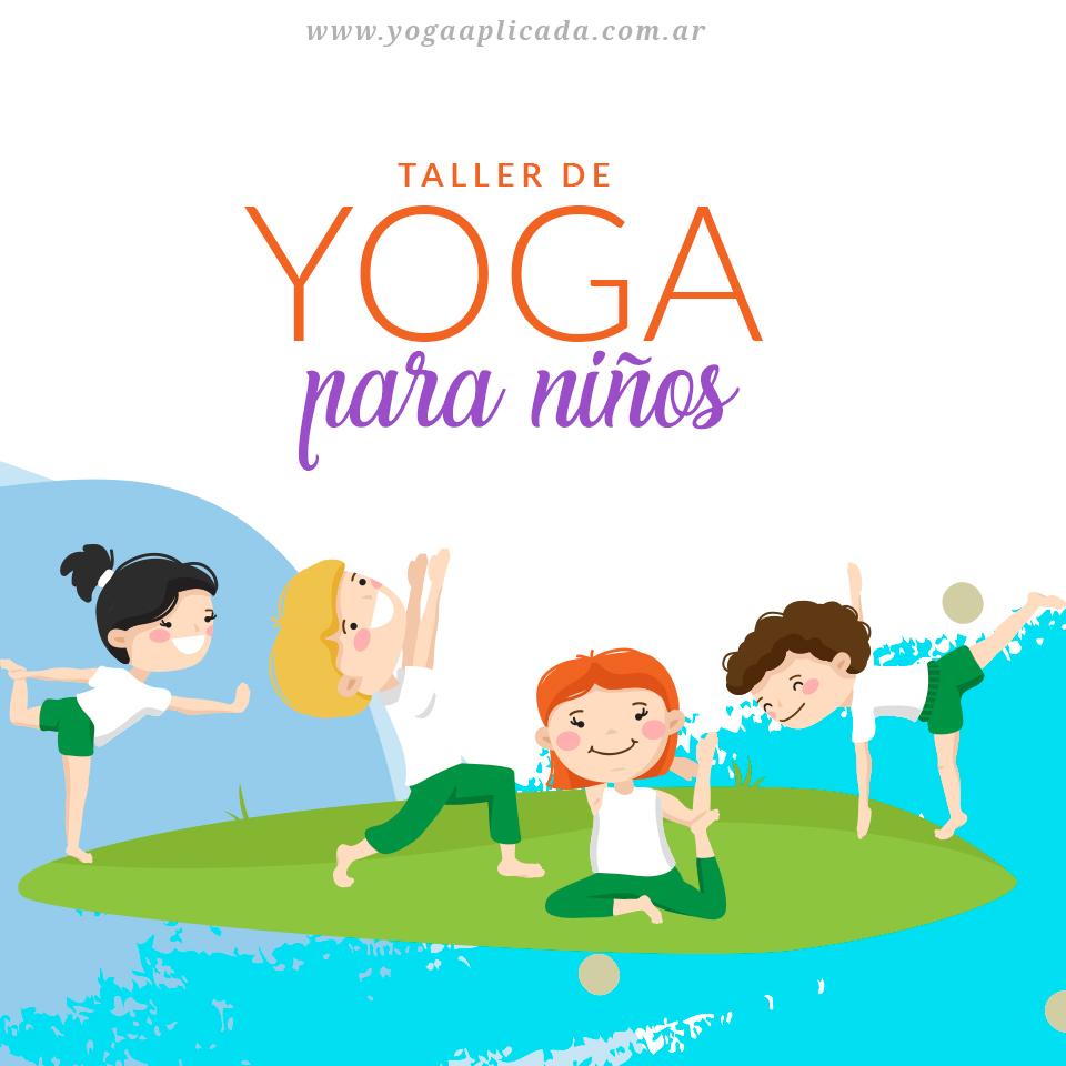 yoga niños paraná