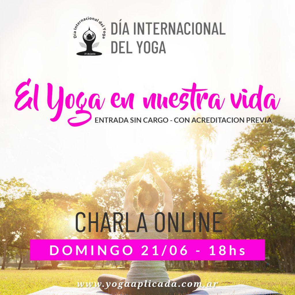 el yoga en nuestra vida