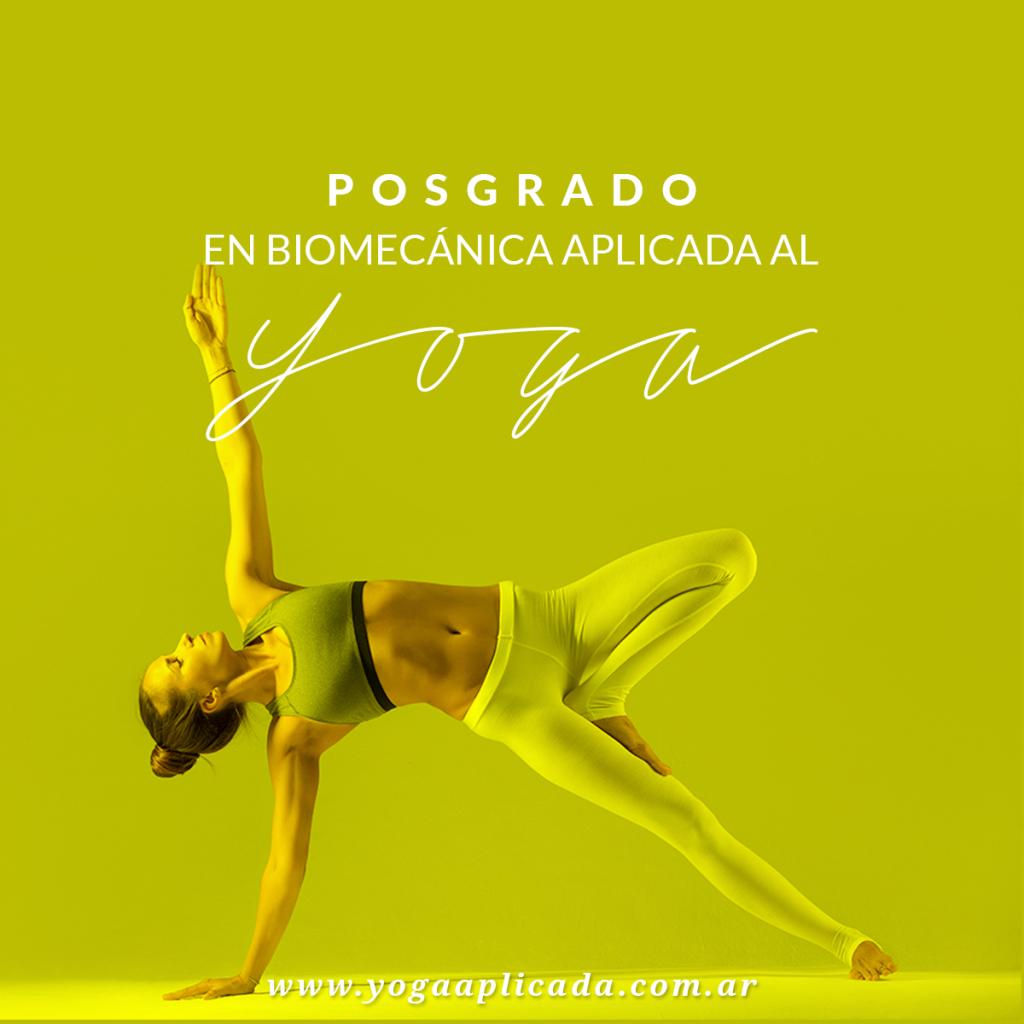 posgrado biomecanica yoga