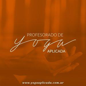 profesorado yoga aplicada