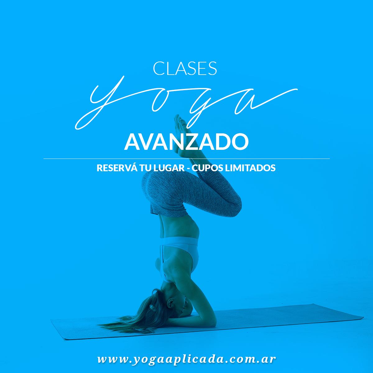 clases yoga avanzado paraná