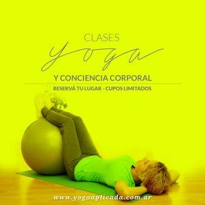 clases yoga conciencia corporal