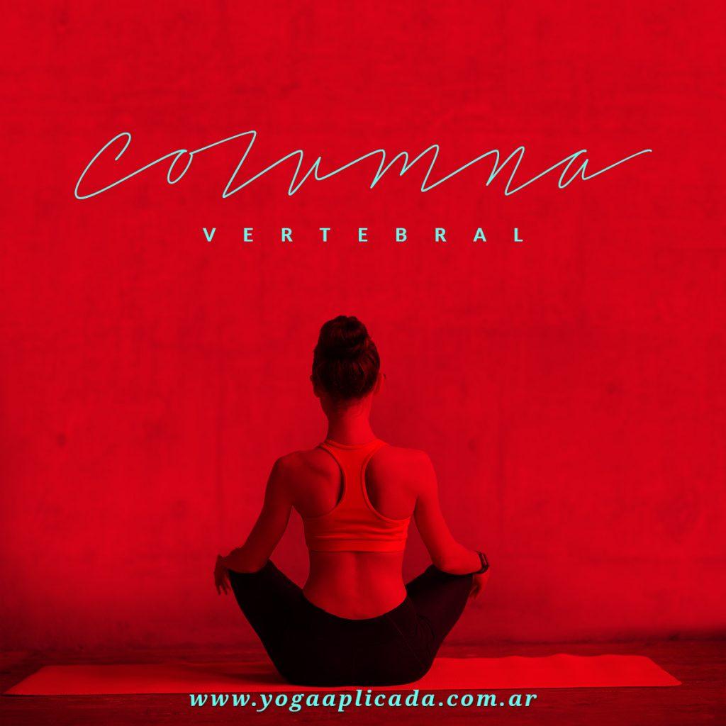 yoga y columna vertebral